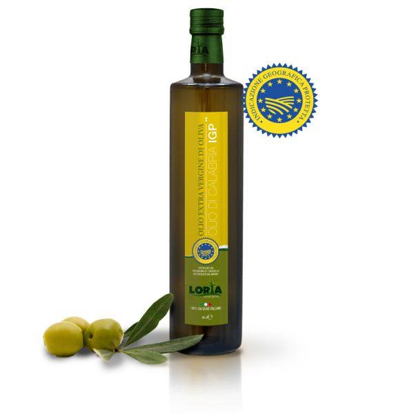 olio extravergine di oliva IGP - olio di Calabria indicazione geografica protetta